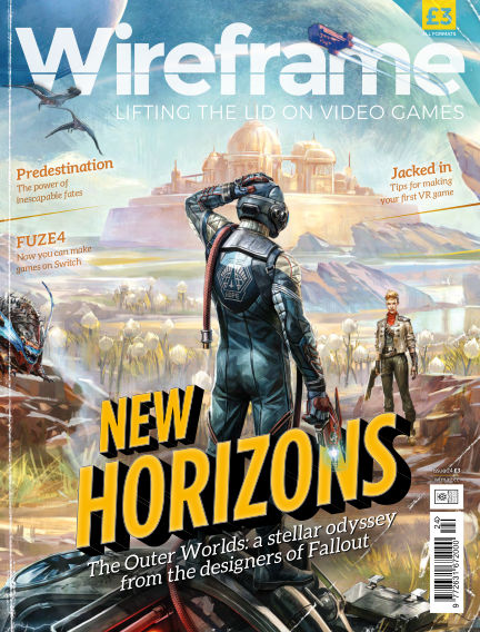 Wireframe magazine October 10, 2019 00:00