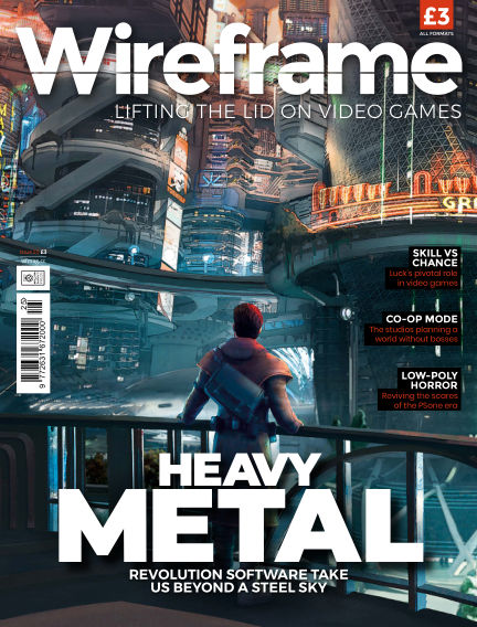 Wireframe magazine October 24, 2019 00:00