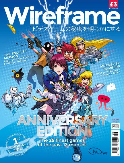 Wireframe magazine November 07, 2019 00:00