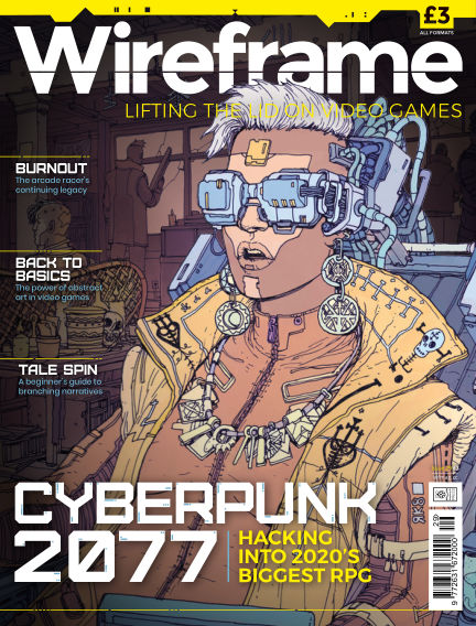 Wireframe magazine December 19, 2019 00:00
