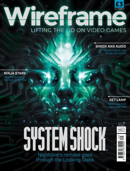 Wireframe magazine January 30, 2020 00:00