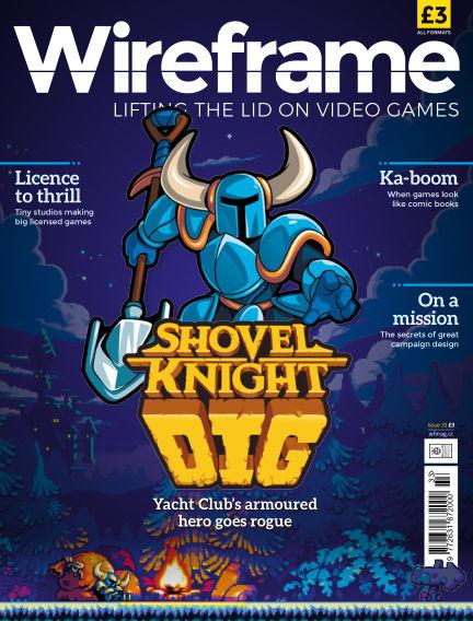 Wireframe magazine February 27, 2020 00:00