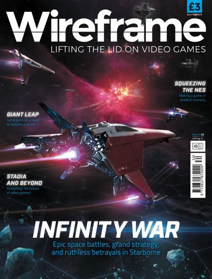 Wireframe magazine March 12, 2020 00:00