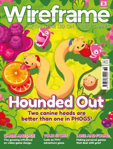 Wireframe magazine April 09, 2020 00:00