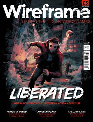 Wireframe magazine Issue 37