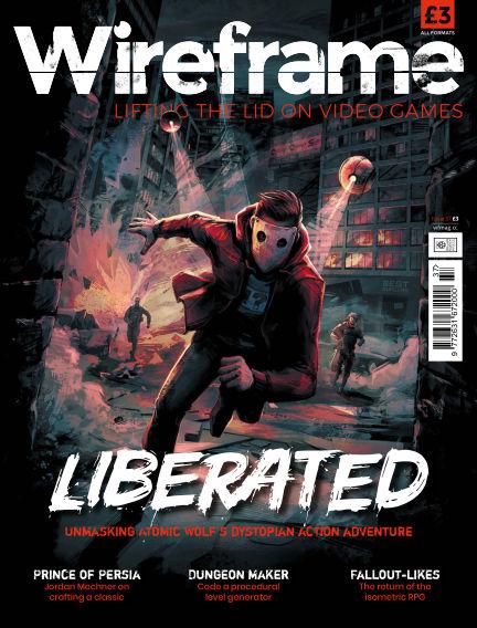 Wireframe magazine April 23, 2020 00:00