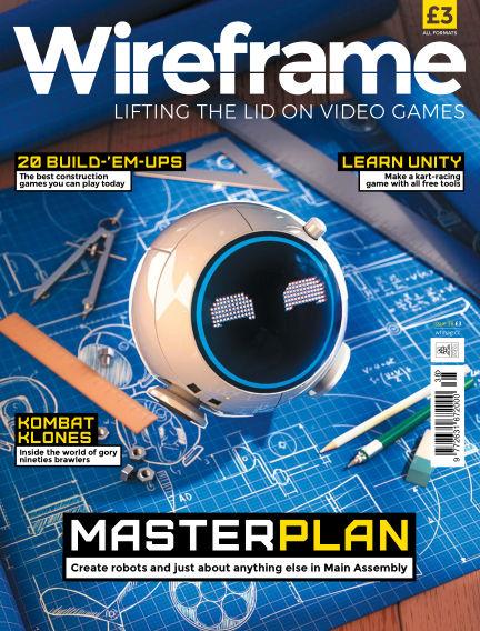 Wireframe magazine May 07, 2020 00:00