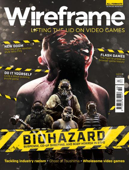 Wireframe magazine September 03, 2020 00:00