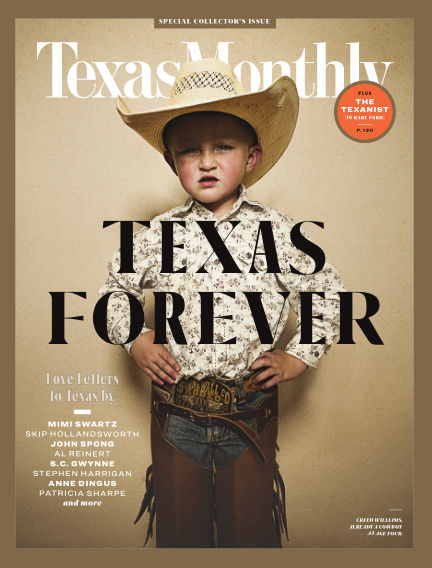 TEXAS MONTHLY January 24, 2019 00:00