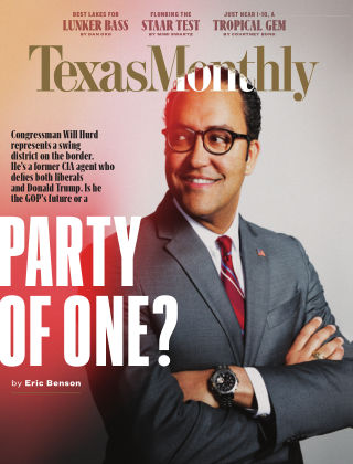 TEXAS MONTHLY April 2019