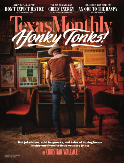 TEXAS MONTHLY August 22, 2019 00:00