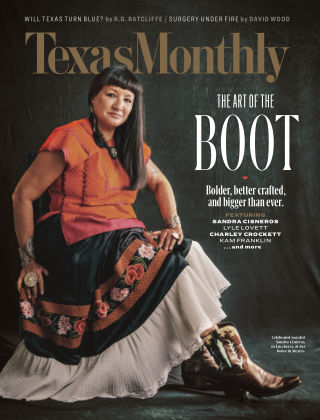 TEXAS MONTHLY December 2019
