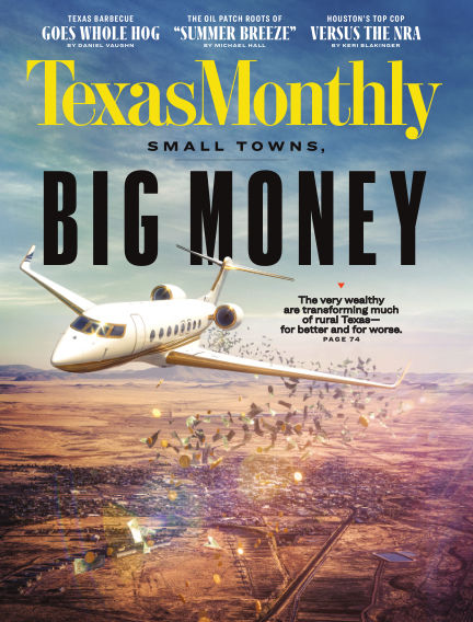 TEXAS MONTHLY January 23, 2020 00:00