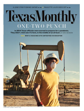 TEXAS MONTHLY May 2020