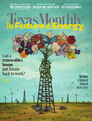 TEXAS MONTHLY July 2020