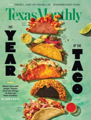 TEXAS MONTHLY December2020