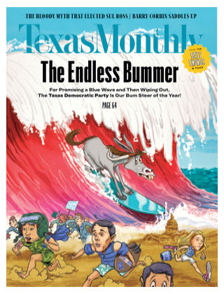 TEXAS MONTHLY January2021