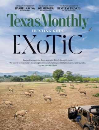 TEXAS MONTHLY February2021