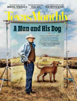 TEXAS MONTHLY March 2021