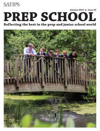 Prep School magazine September 2018