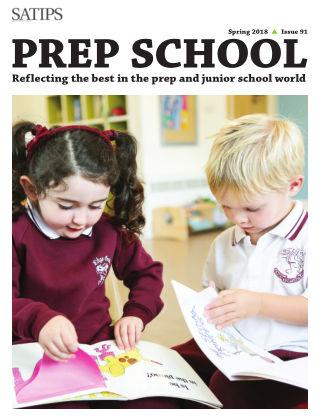 Prep School magazine January 2018