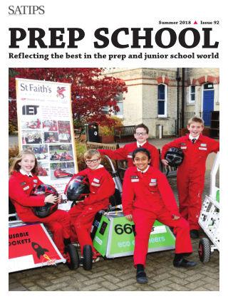 Prep School magazine May 2018