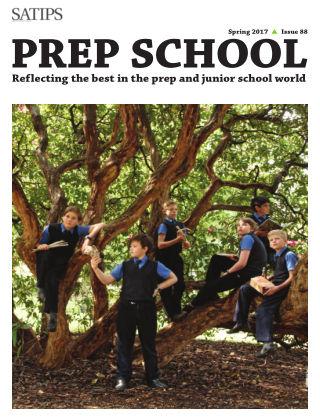 Prep School magazine January 2017