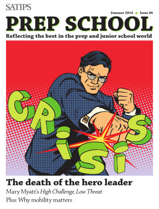 Prep School magazine May 2016