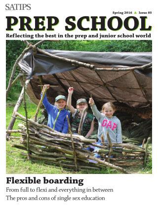 Prep School magazine January 2016