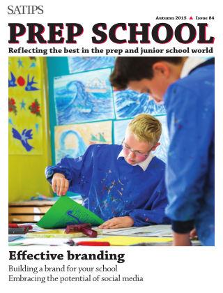 Prep School magazine September 2015