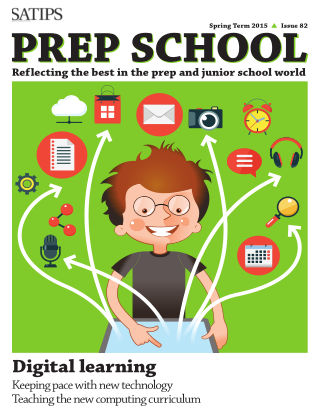 Prep School magazine January 2015
