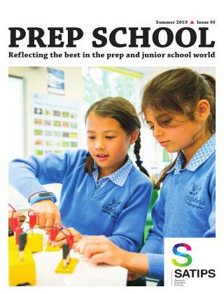 Prep School magazine May 2019