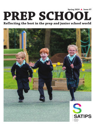 Prep School magazine January 2020