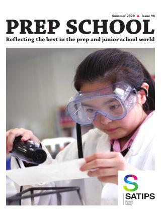 Prep School magazine May 2020