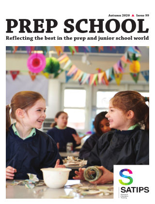 Prep School magazine September 2020