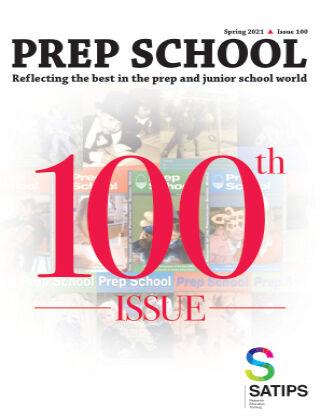 Prep School magazine January 2021