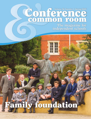 Conference & Common Room January 2019