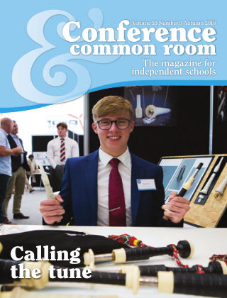 Conference & Common Room September 2018