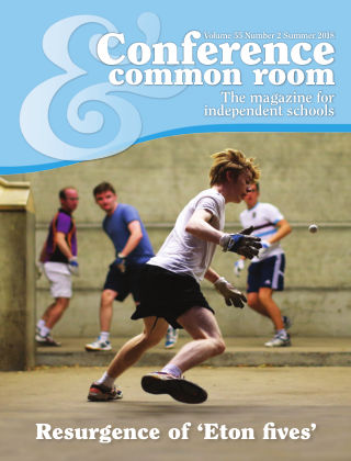 Conference & Common Room May 2018