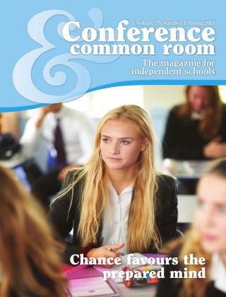 Conference & Common Room January 2018