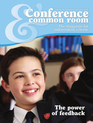 Conference & Common Room September 2017