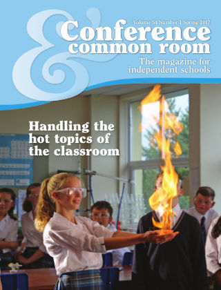 Conference & Common Room January 2017