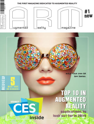 Augmented Reality Magazine January 2019
