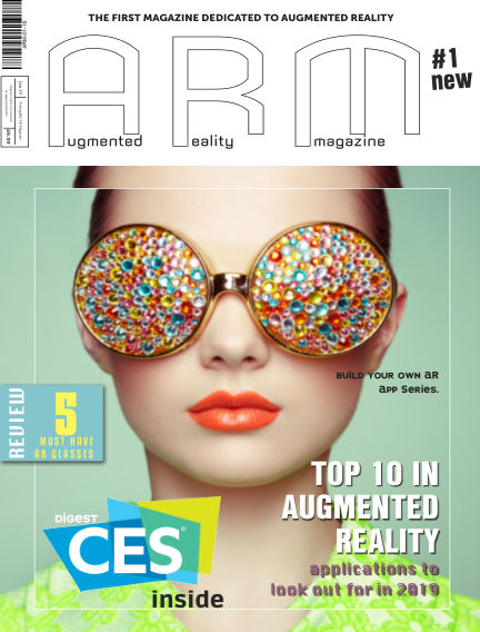 Augmented Reality Magazine March 01, 2019 00:00
