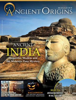 Ancient Origins Magazine (History, Mystery and Science) October2018