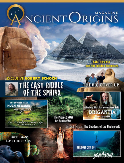 Ancient Origins Magazine (History, Mystery and Science) September 15, 2018 00:00