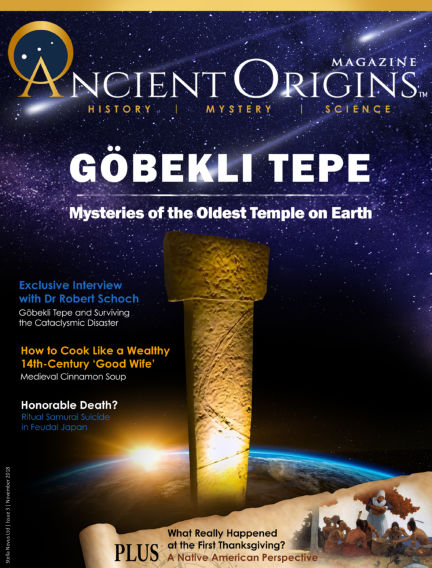 Ancient Origins Magazine (History, Mystery and Science) November 15, 2018 00:00