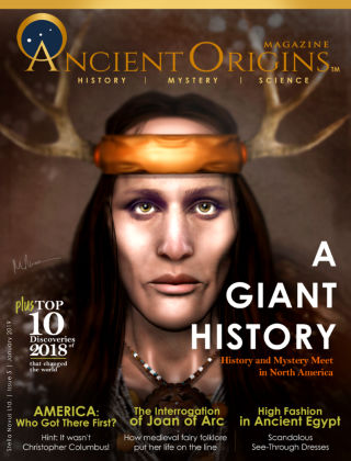 Ancient Origins Magazine (History, Mystery and Science) Janurary2019