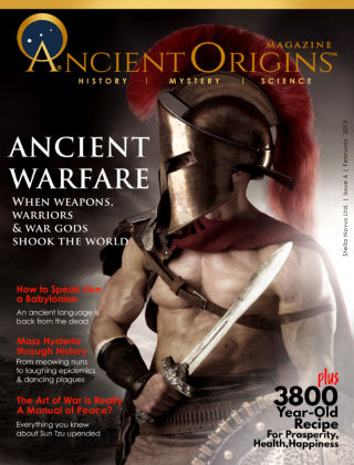Ancient Origins Magazine (History, Mystery and Science) February2019