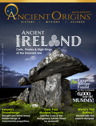 Ancient Origins Magazine (History, Mystery and Science) March 2019